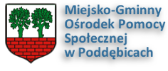 Miejsko – Gminny Ośrodek Pomocy Społecznej w Poddębicach